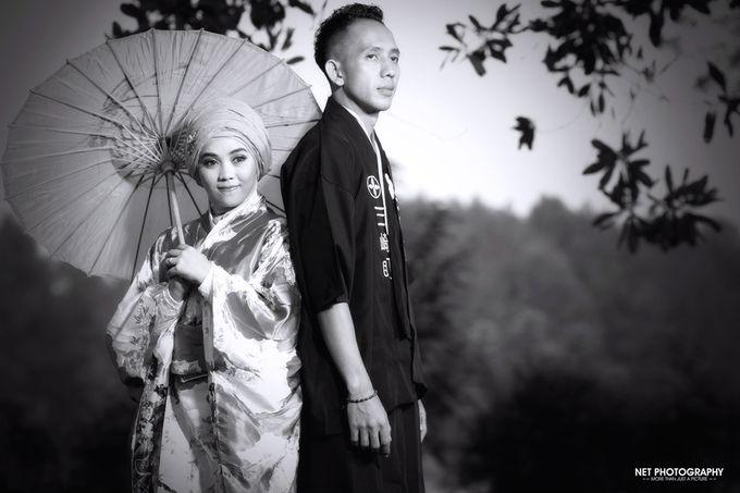 HAFSAH & BAGAS | PREWEDDING by NET PHOTOGRAPHY - 001