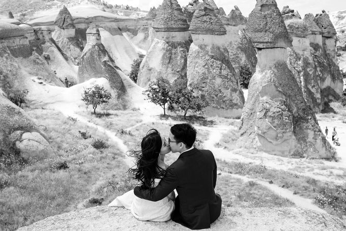 Cappadocia Pre-wedding by Nilüfer Nalbantoğlu - 007