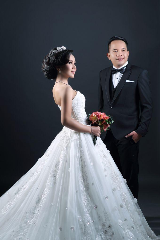 Prewedding of Yudi & Vivi by Michelle Bridal - 001