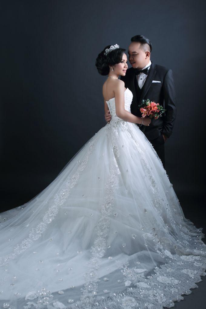Prewedding of Yudi & Vivi by Michelle Bridal - 003