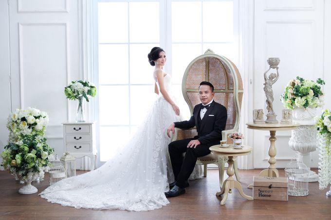 Prewedding of Yudi & Vivi by Michelle Bridal - 006