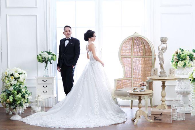 Prewedding of Yudi & Vivi by Michelle Bridal - 008