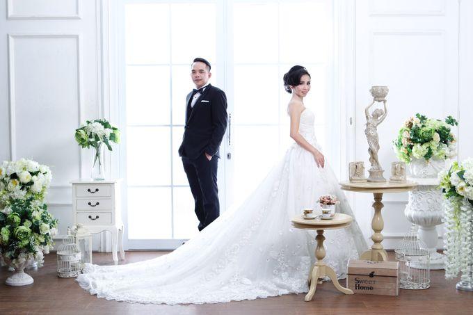 Prewedding of Yudi & Vivi by Michelle Bridal - 010