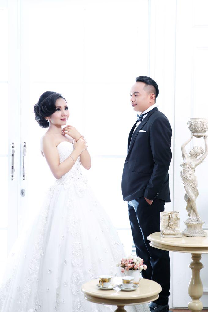 Prewedding of Yudi & Vivi by Michelle Bridal - 011