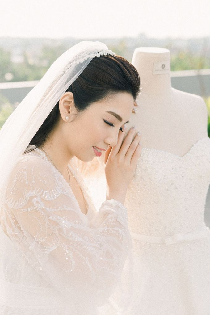 HANSEN & ANGEL WEDDING DAY by Summer Story Photography - 002