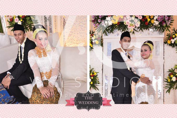 The Wedding Adella & Fadillah by VIGI STUDIO - 004