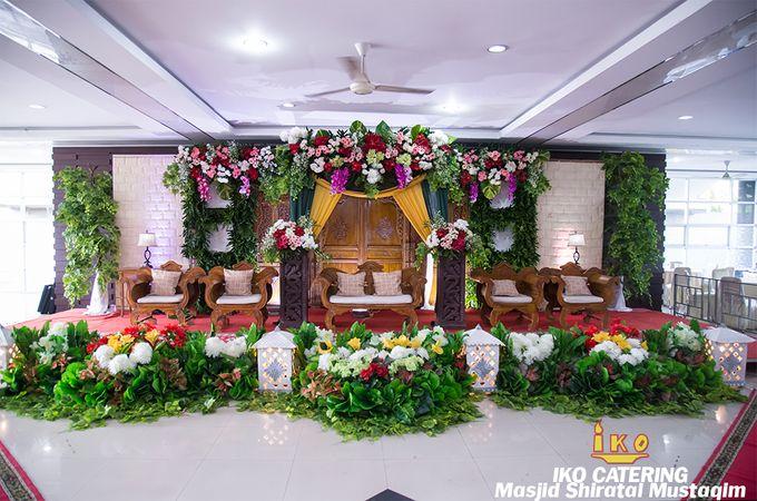 Dekorasi Pelaminan by IKO Catering Service dan Paket Pernikahan - 024