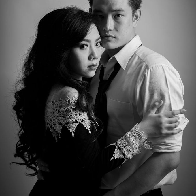 Prewed - Leo & Vanessa by Makeup by Ie - 009