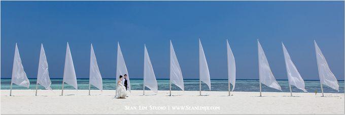 Destination Prewedding - Maldives by Sean Lim Studio - 005