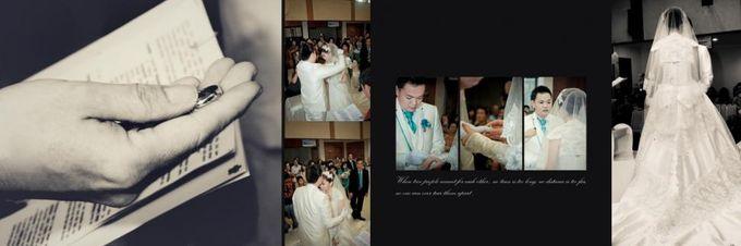 wedding day by Xin-Ai Bride - 001