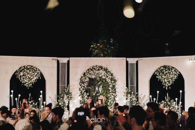 The Wedding of Nadia and Irham by Elior Design - 011