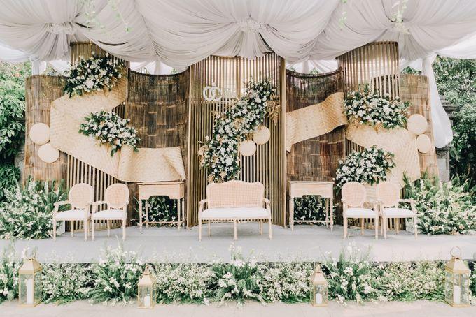 The Wedding of Citra & Deri by Elior Design - 010