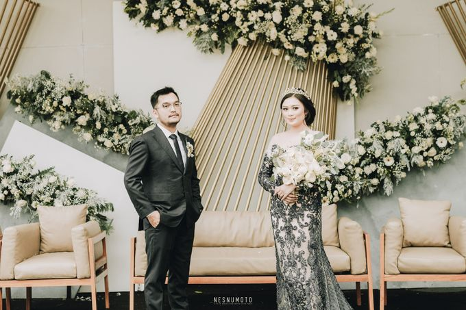 The Wedding of Muthia & Hary by Elior Design - 009