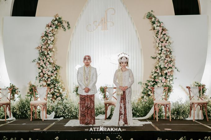 The Wedding of Avi and Farhan by Elior Design - 006