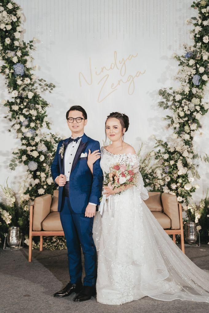 The Wedding of Nindya & Zenga by Elior Design - 007