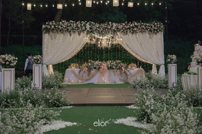 The Wedding of Raymond & Michelle by Elior Design - 006