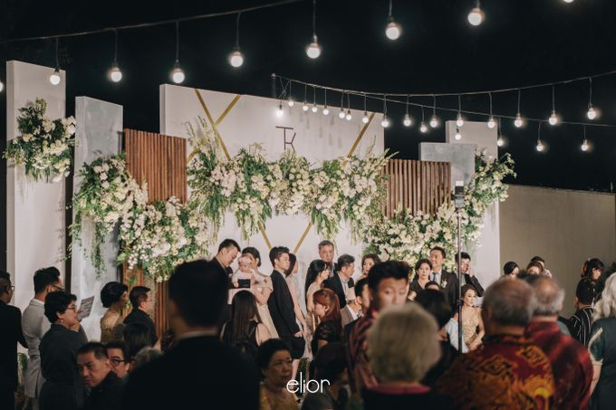 The Wedding of Tommy Kintami by Elior Design - 010