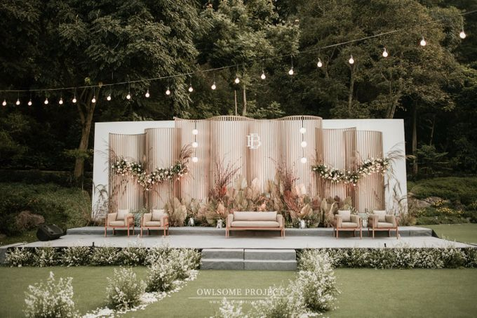 The Wedding of Budiman and Eunike by Elior Design - 004