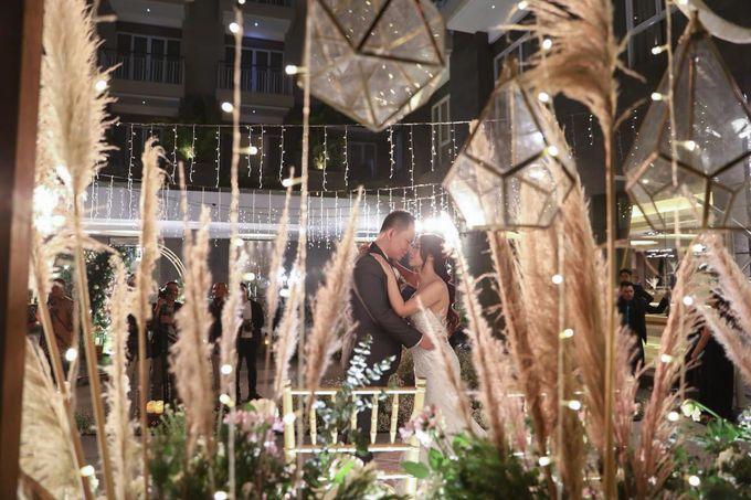The Wedding Of  Yogi & Monica by Elior Design - 001