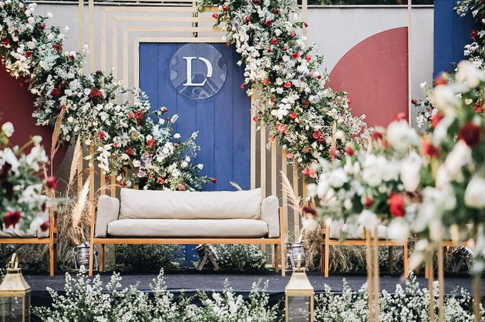 The Wedding of Laras and Dhika by Elior Design - 003