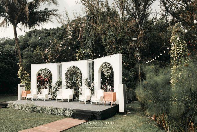 The Wedding of Nadia and Irham by Owlsome Projects - 001