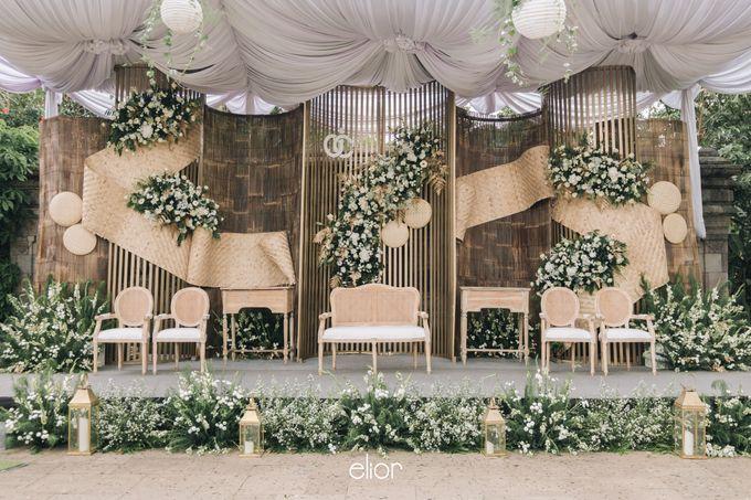 The Wedding of Citra & Deri by Elior Design - 011