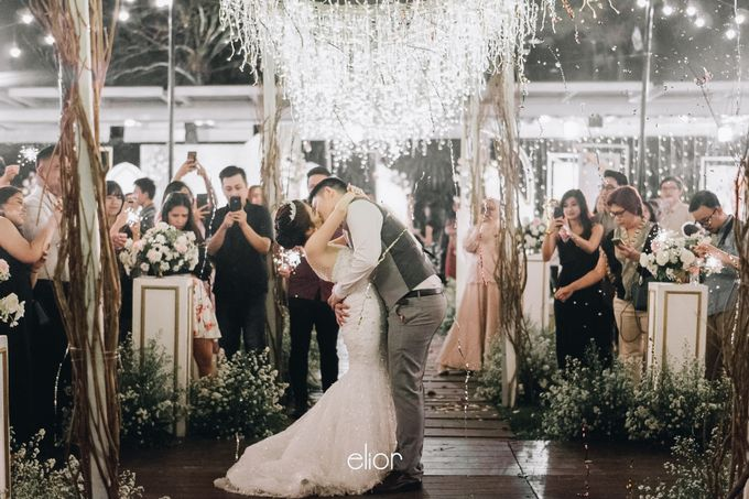 The Wedding of Welly and Janette by Elior Design - 010