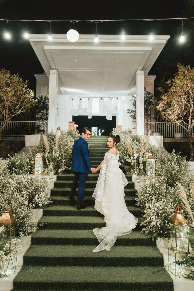 The Wedding of Nindya & Zenga by Elior Design - 009