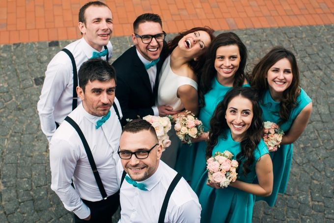 Tiffany Wedding by Caramel Events - 009