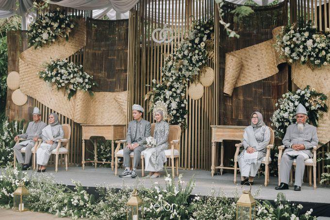 The Wedding of Citra & Deri by Elior Design - 012