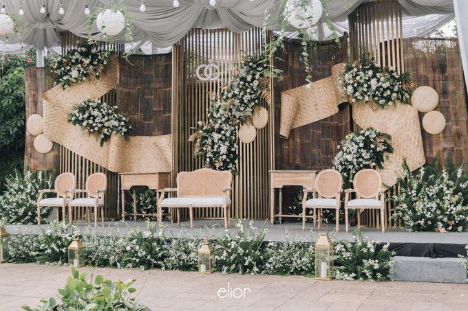 The Wedding of Citra & Deri by Elior Design - 013