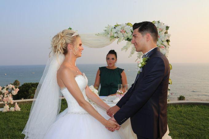 German Wedding in Antalya - Davut & Katya - by Wedding City Antalya - 009