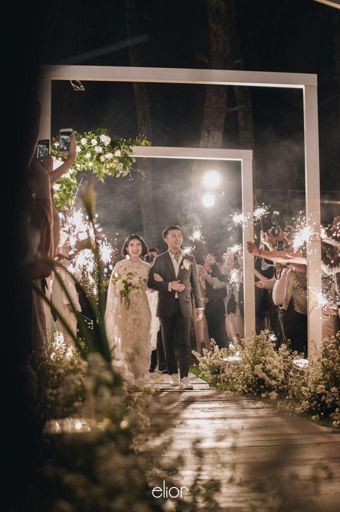 The Wedding Of Ferdi & Tania by Elior Design - 024