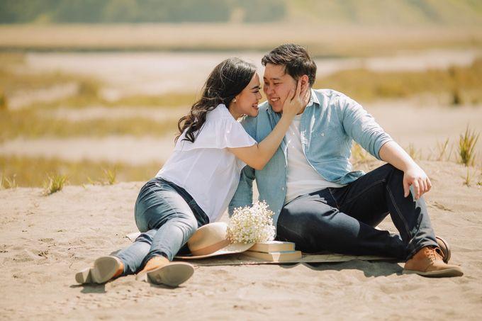 PRE - WEDDING SAMUEL & MERISA BY HENOKH WIRANEGARA by All Seasons Photo - 006