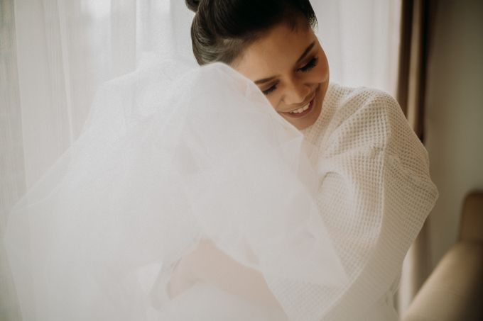 Nicole & Daniel Wedding at Menara Imperium by AKSA Creative - 007