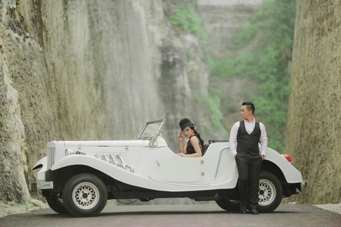PRE - WEDDING ARA & OLIVIA BY HENOKH WIRANEGARA by All Seasons Photo - 009