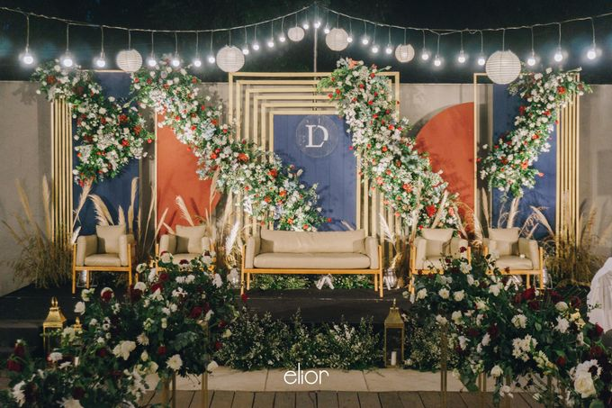 The Wedding of Laras and Dhika by Elior Design - 009