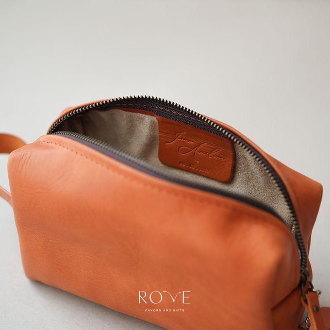 Ivan & Amelina - Custom Rason Pouch by Rove Gift - 003