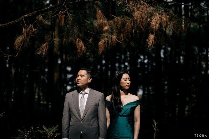 Endy & Selvi Jakarta Prewedding by Rent a Gown - 007