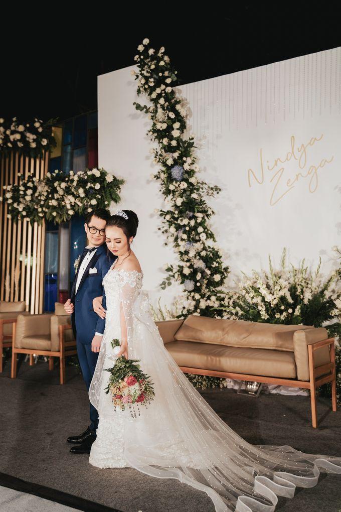 The Wedding of Nindya & Zenga by Elior Design - 010