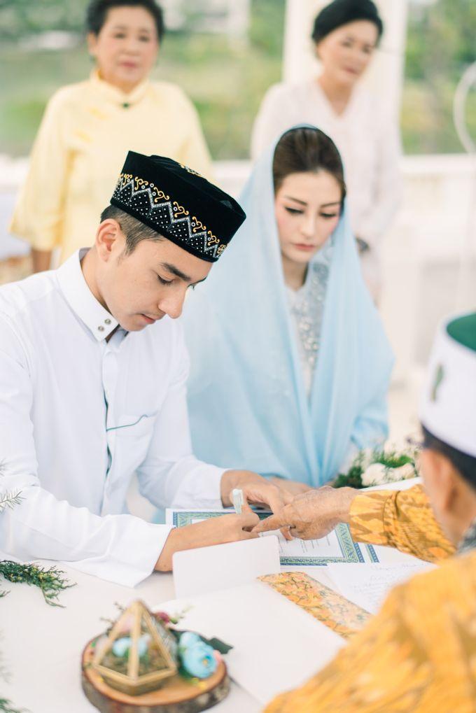 Wedding of Aliff Ali Khan & Aska Ongi by Gusde Photography - 006
