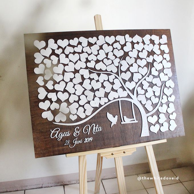 Guest Book by The White Dove - 001