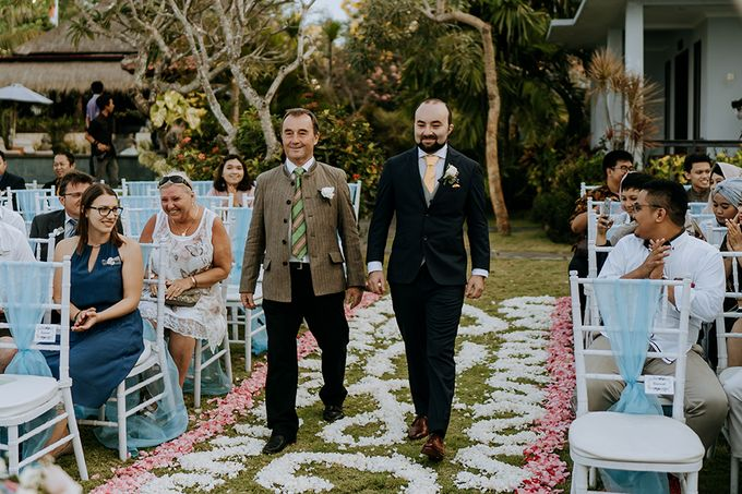 Wedding of Georg & Natalia by Nika di Bali - 009