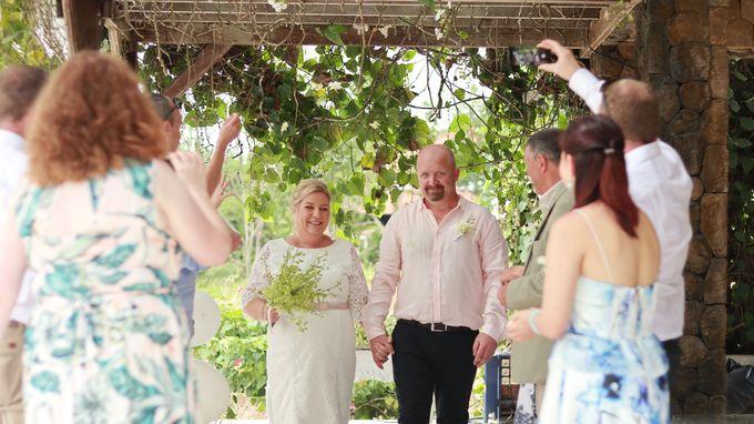 Wedding of Melanie & Aidan by Nika di Bali - 009