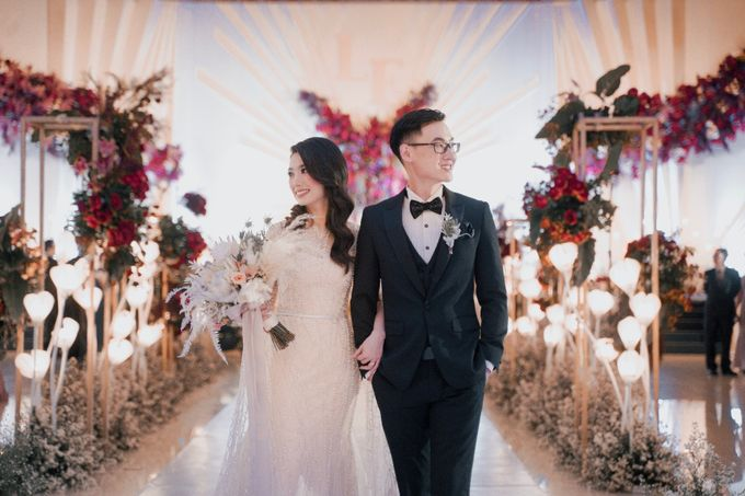 Ludwig & Eve Wedding Decoration by Andy Lee Gouw MC - 009