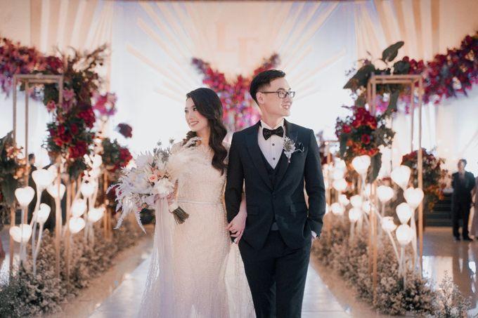 Ludwig & Eve Wedding Decoration by Valentine Wedding Decoration - 009
