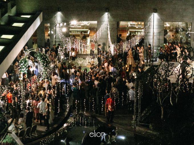 The Wedding Of  Yogi & Monica by Elior Design - 004