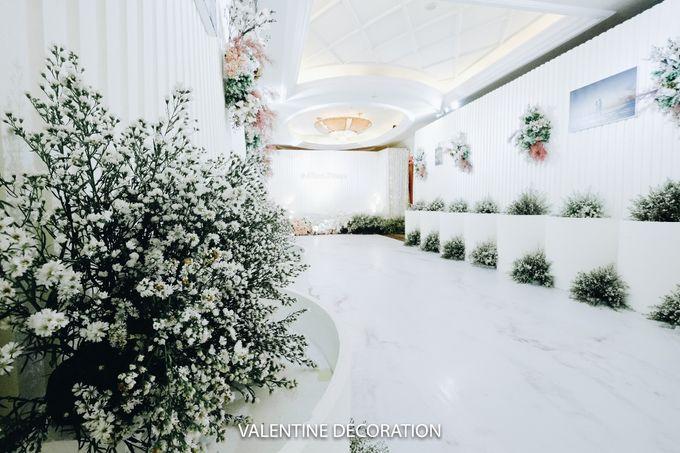 Glenn & Jesslyn Wedding Decoration by Valentine Wedding Decoration - 009