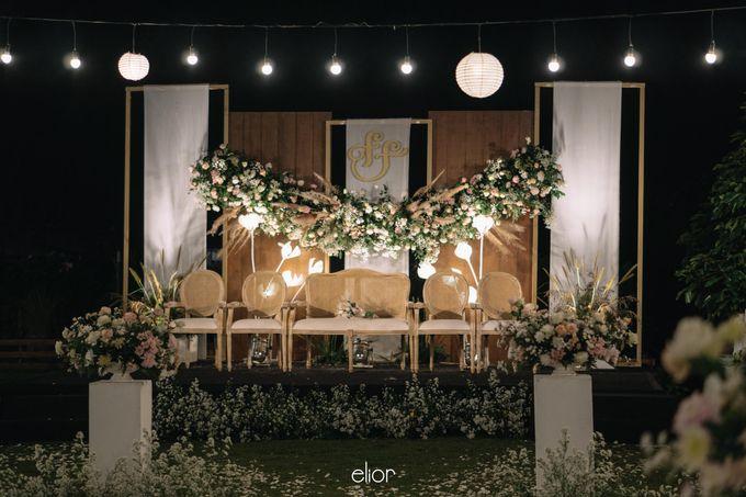 The Wedding of Ferdy & Febe by Elior Design - 005