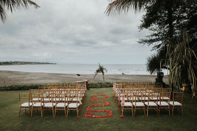 Nagisa Bali Wedding for Sacha & Ana by Nagisa Bali - 009